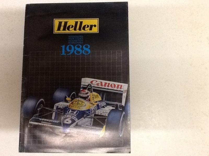 Catalogue  NEWS 1988 Heller11