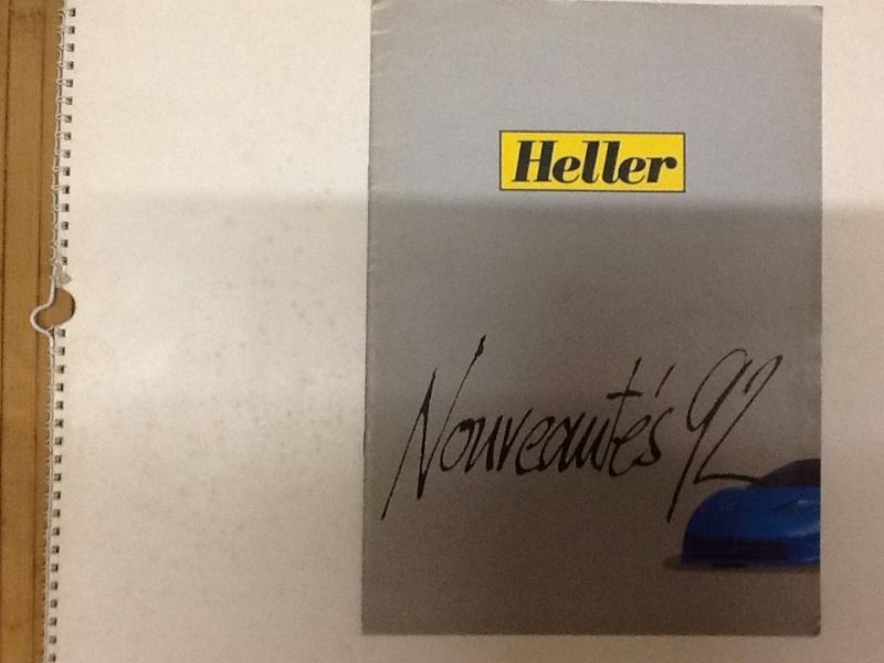 Catalogue  NEWS 1992 Heller15
