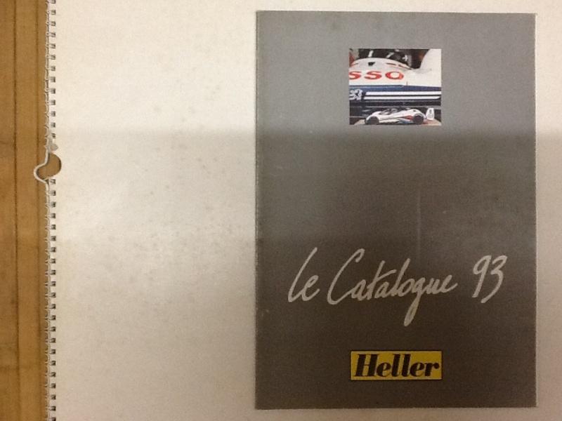 Catalogue HELLER-AIRFIX 1993 Heller16