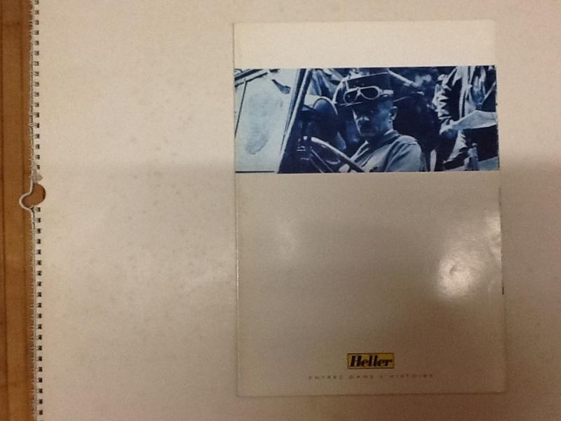 Catalogue HELLER-AIRFIX 1994 Heller17