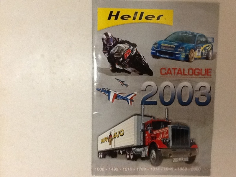 Catalogue 2003 Heller29