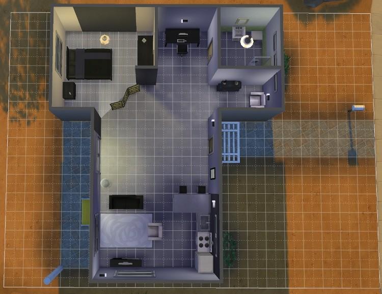 [Clos] Rénovation : La Cabane de Pierre Plan10