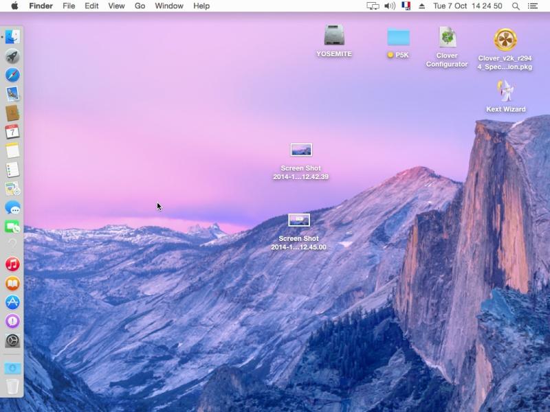 [PRESQUE RESOLU] Installation Yosemite 10.10 beta 4 fonctionnelle mais sans App Store ni iCloud... - Page 2 Intel_10