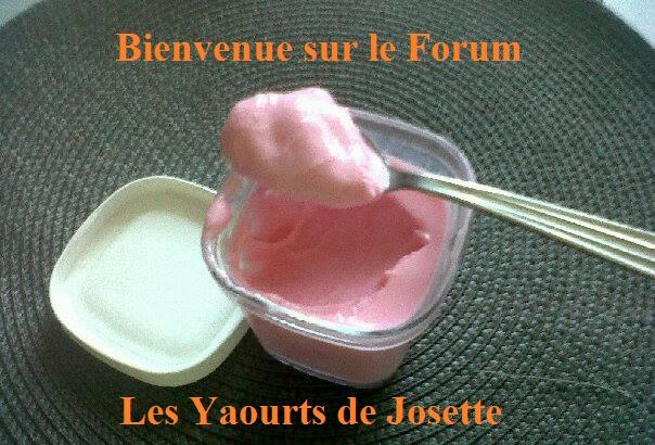 Les Yaourts de Josette