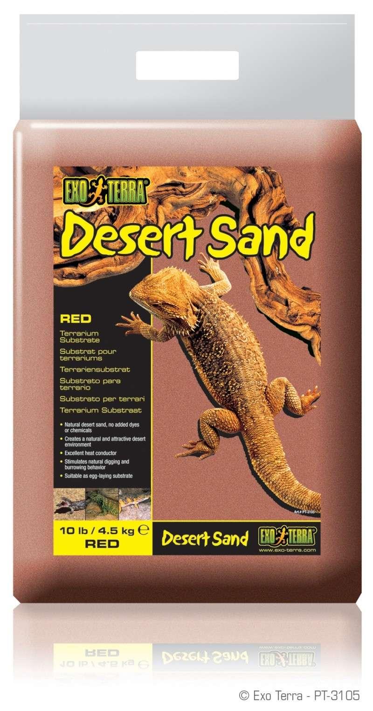 a qu'elle age pourai je mettre se style de sable pour mon pogona henry ? Pt310510