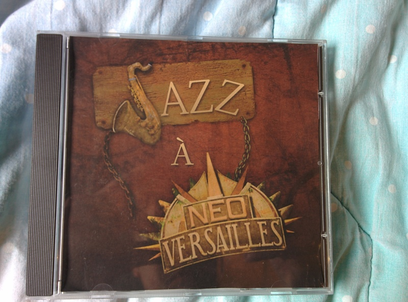 [CD] Jazz à Neo-Versailles Face10
