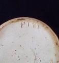 Stoneware Tea Pot Marked PT '81 Dscf2315