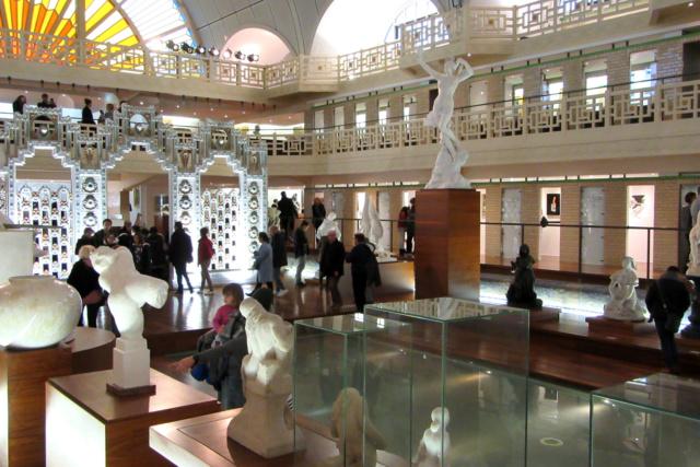 Hauts de France : musée de la piscine à Roubaix Img_1613