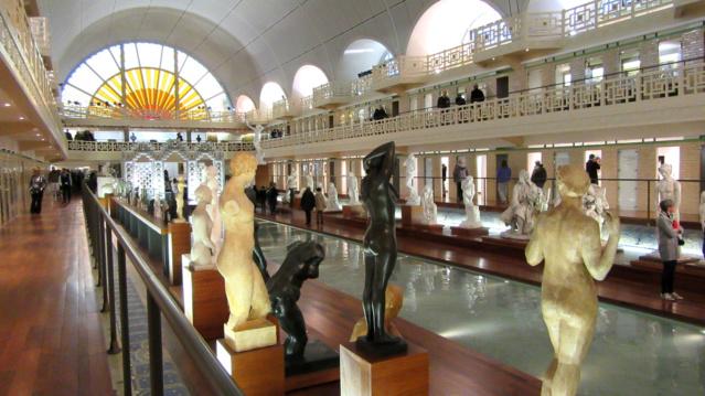 Hauts de France : musée de la piscine à Roubaix Img_1616