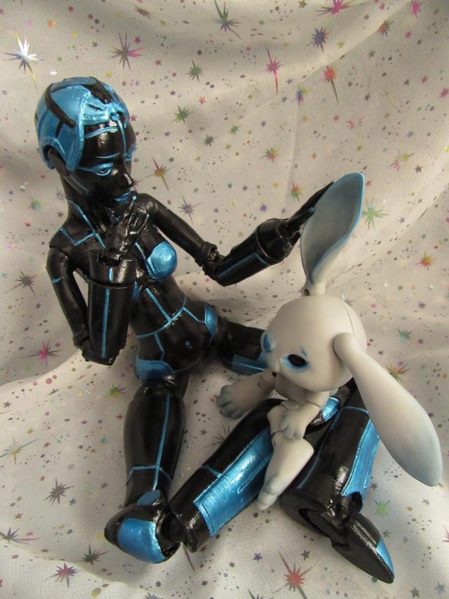 Dolls et Cie : Quand un robot rencontre un lapin - Page 2 Img_9014