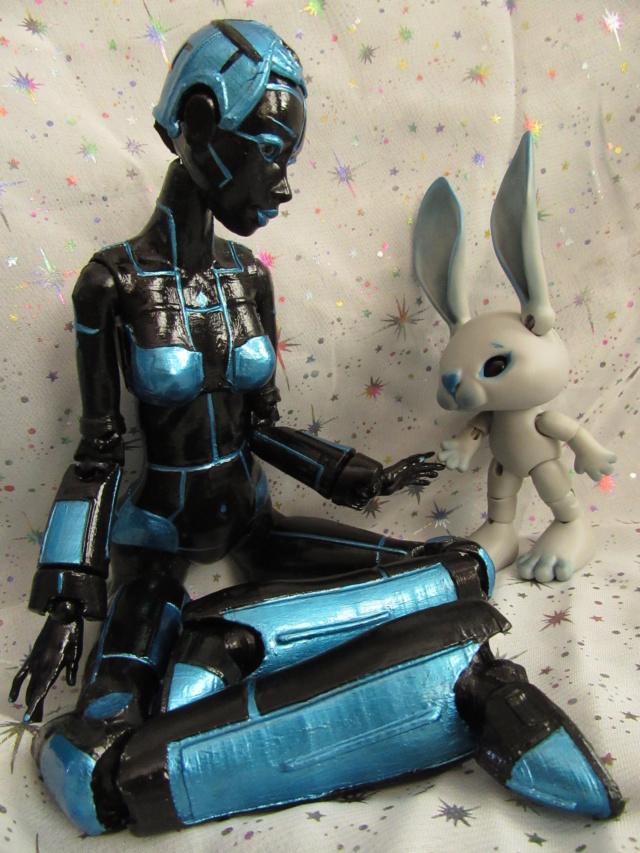 Dolls et Cie : Quand un robot rencontre un lapin - Page 2 Img_9015