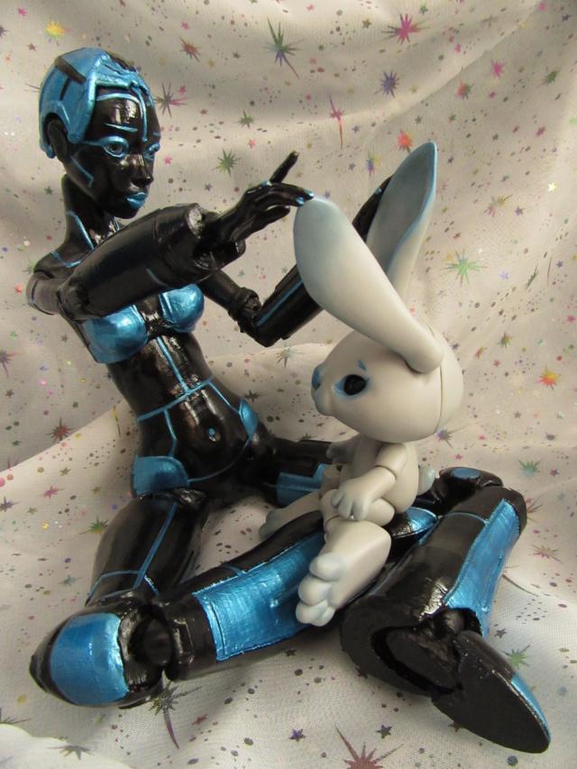 Dolls et Cie : Quand un robot rencontre un lapin - Page 2 Img_9110