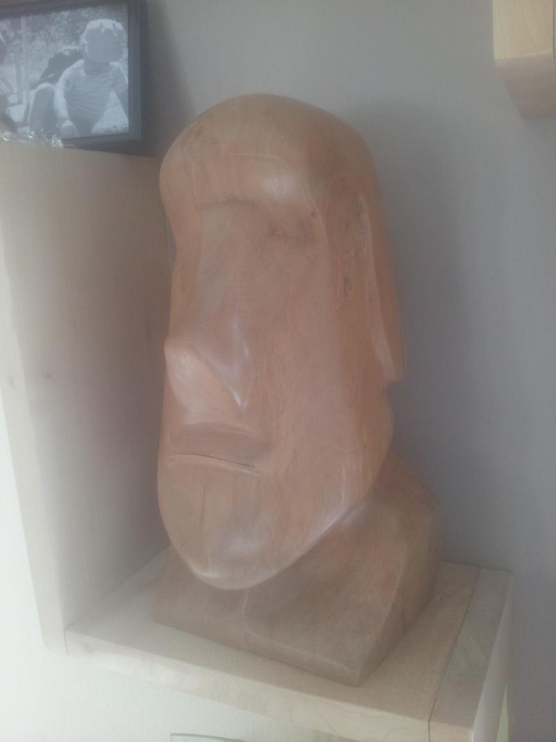Présentation et première sculpture 20140911