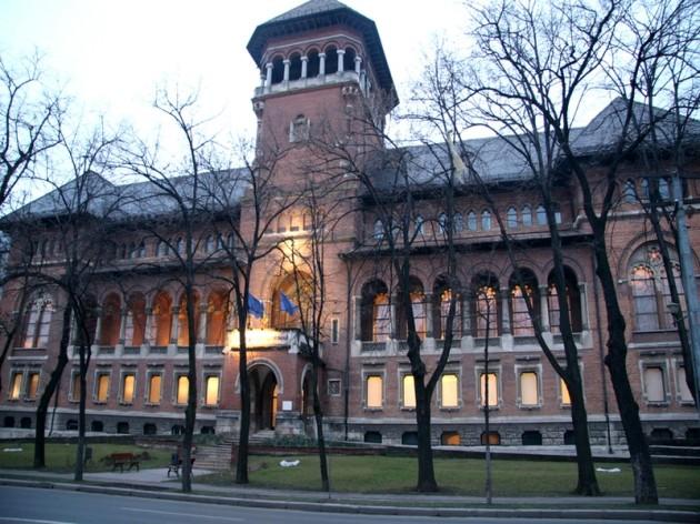 Bucarest, sur les traces de Dracula.Photos, lectures, peintures, vidéos etc... Muzeul10