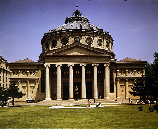 Bucarest, sur les traces de Dracula.Photos, lectures, peintures, vidéos etc... The_ro10