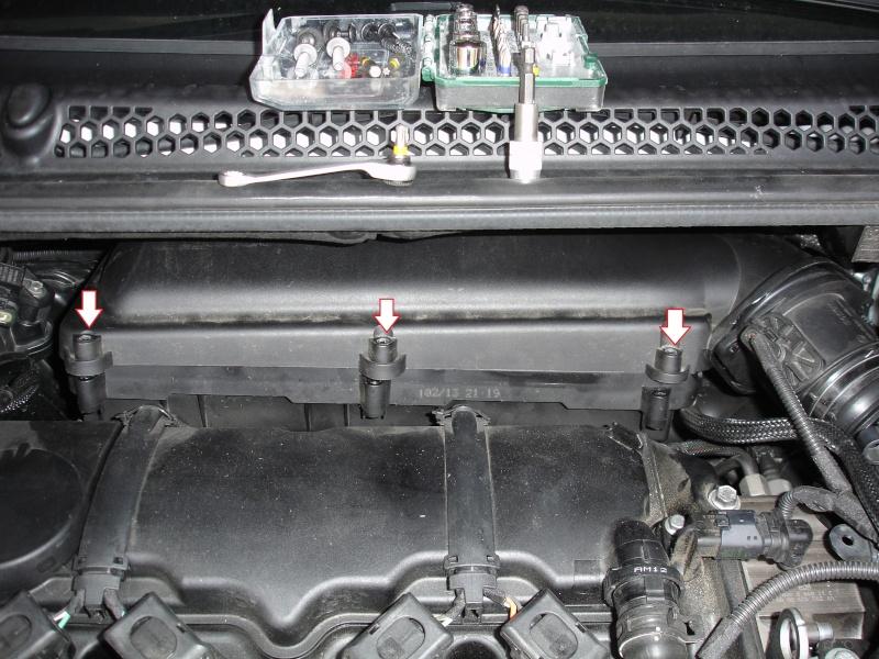 filtre à air - Changement Filtre à air THP 200 111