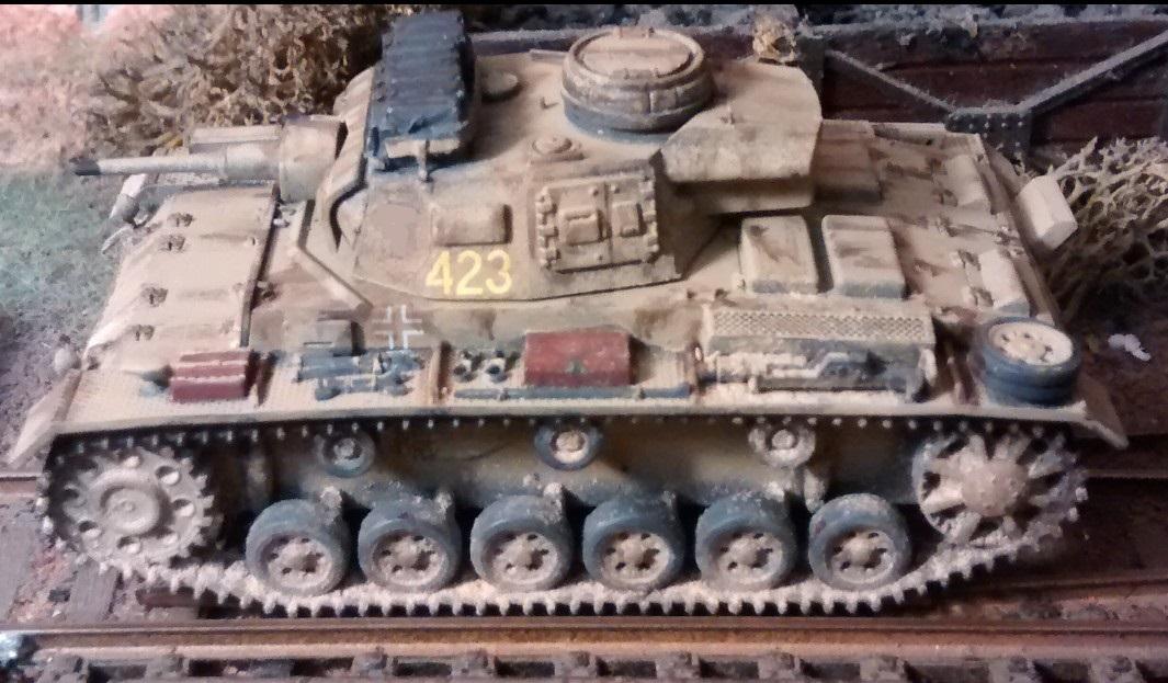Sturmtiger vor Tobruk Dak-1211