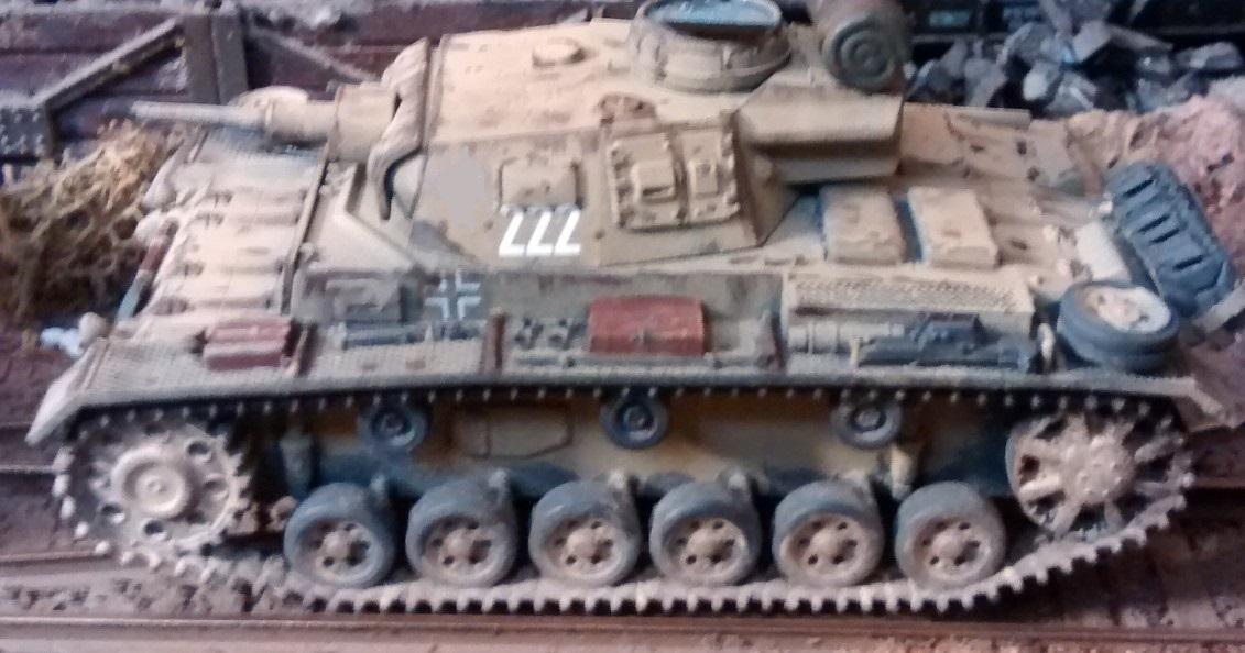 Sturmtiger vor Tobruk Dak-1311