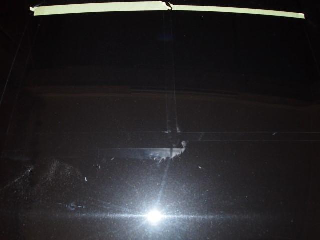 prime prove lucidatura Audi TT nero Pa012813