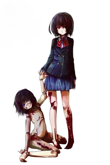 Présentation des personnages de Kimiku Anothe14