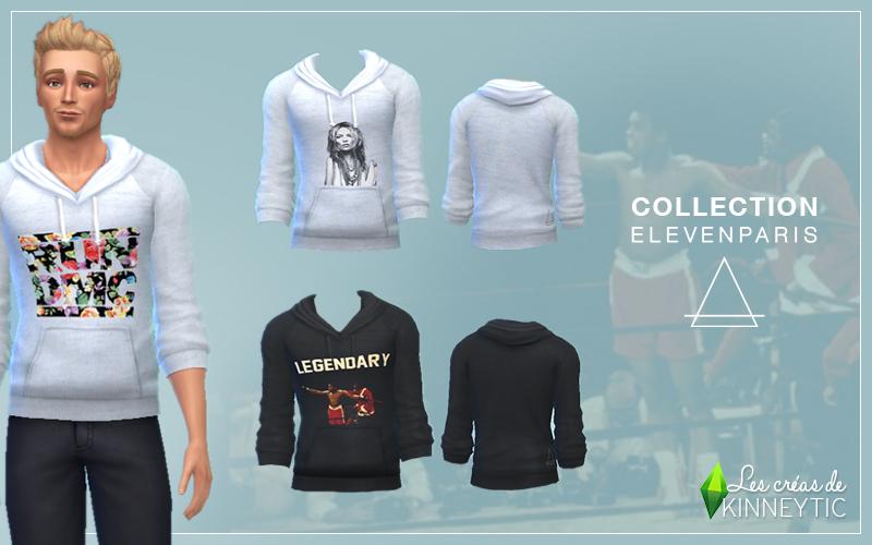 Le dressing de Kinneytic Collec12
