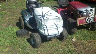 Rhino my murray widebody lt1000 mud mower 01210