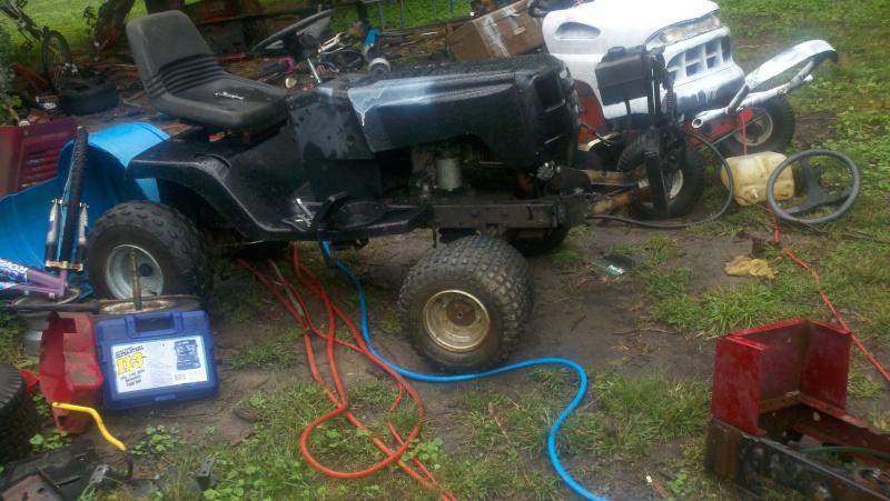 Rhino my murray widebody lt1000 mud mower 10511