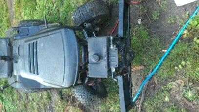 Rhino my murray widebody lt1000 mud mower 41810