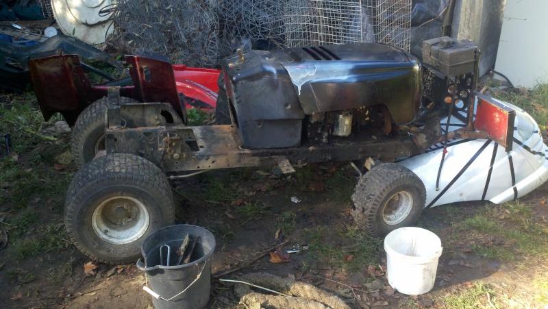 Rhino my murray widebody lt1000 mud mower 42210