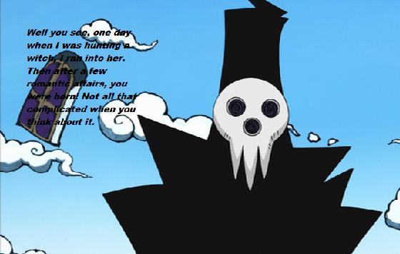 Soul Eater Comic! Death10