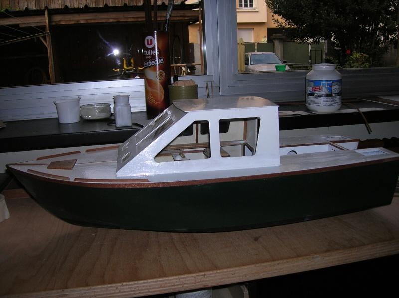 BANJO 640 baptisé CACOU. éche 1/10è  Maquet15