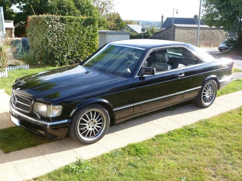 Ma Mercedes 560 SEC P1020011