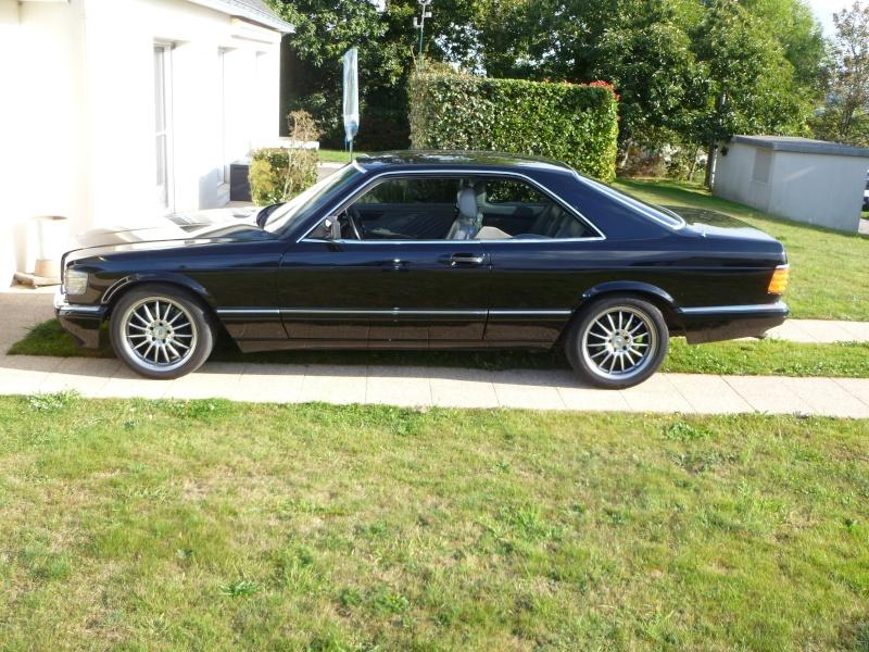 Ma Mercedes 560 SEC P1020012
