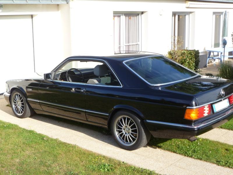 Ma Mercedes 560 SEC P1020013