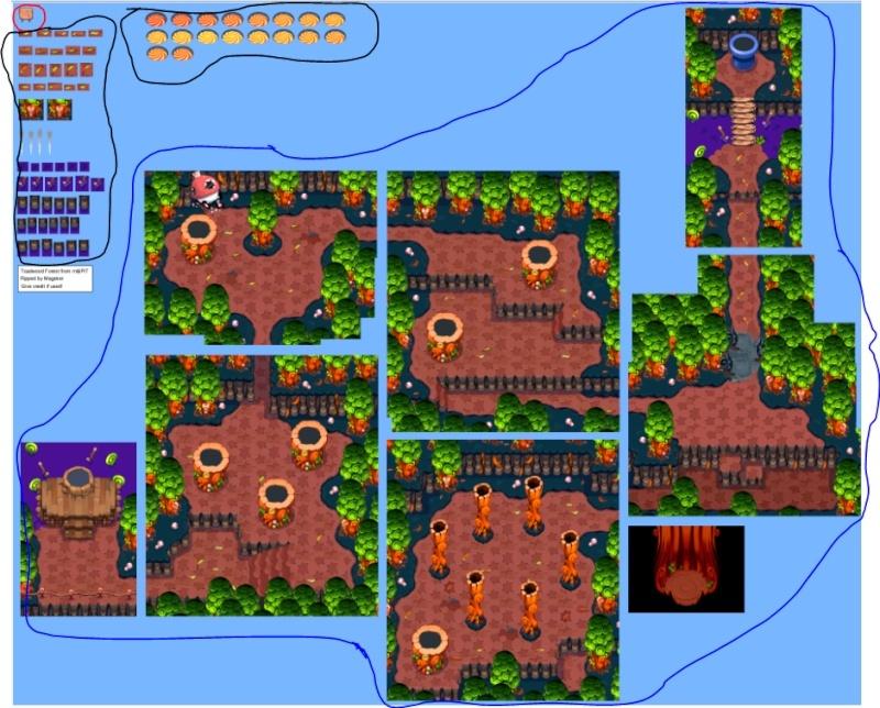 Astuce pour avoir des ressources (surtout les tilesets) d'un autre jeu pour votre projet. Tuto10