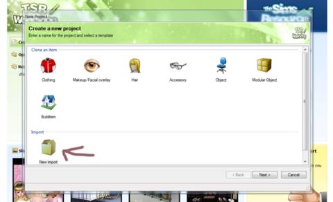 Coiffures pour les fichiers sims 3