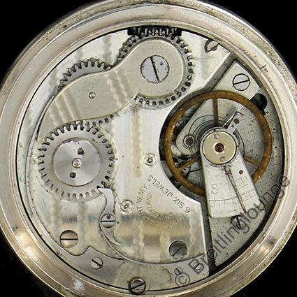 Breitling - G léon breitling chrono de 1886 835sto11