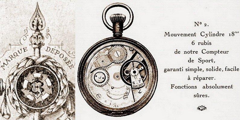 Breitling - G léon breitling chrono de 1886 Breitl16