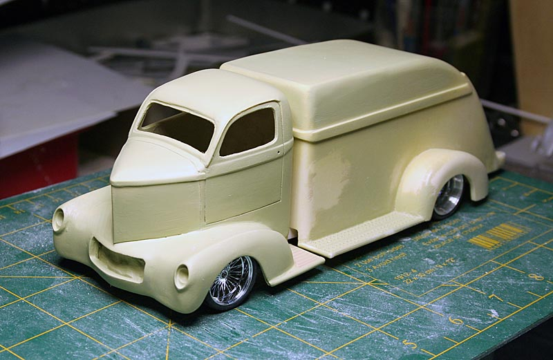 "Willys COE 'ice delivery"" custom : TERMINE !!!!! - Page 2 Img_8610"