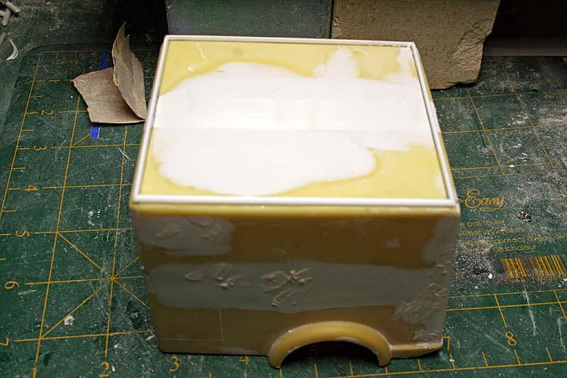 """FORD 1948 COE """"box van"""" : Terminé !!!! Img_8923"""