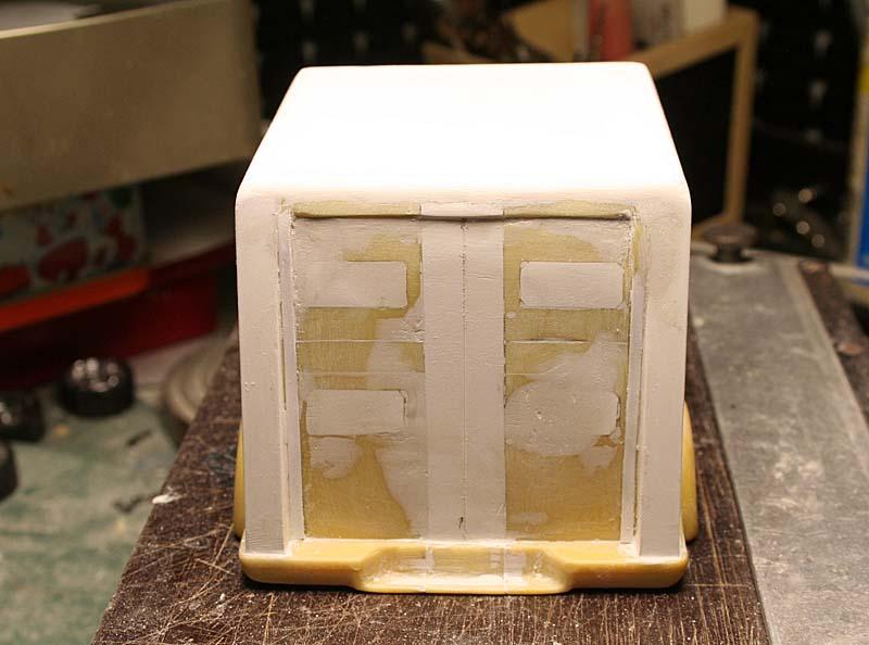 """FORD 1948 COE """"box van"""" : Terminé !!!! Img_8925"""