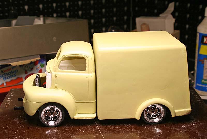 """FORD 1948 COE """"box van"""" : Terminé !!!! Img_8928"""