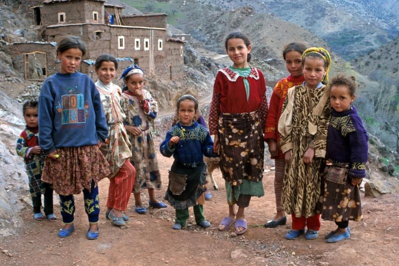 un monde meilleur devrait ... Berber10