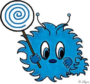 Le mouvement indigo et / chez les adolescents - Besoin d'aide  - Page 7 Blue-m10