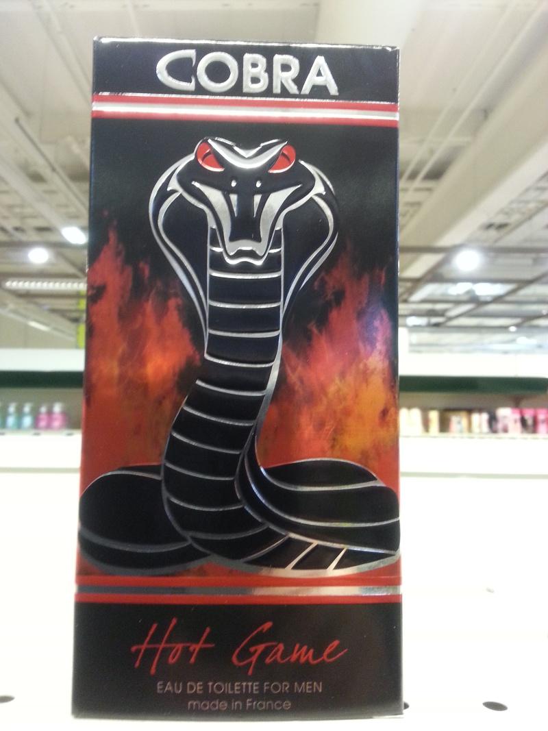 Cobra pour faire la paire avec le rasoir 20141011
