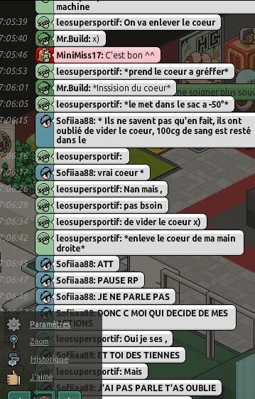 Rapport Des Consultations [C.H]  Leo117