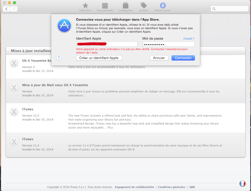 [PRESQUE RESOLU] Installation Yosemite 10.10 beta 4 fonctionnelle mais sans App Store ni iCloud... - Page 4 Captur10
