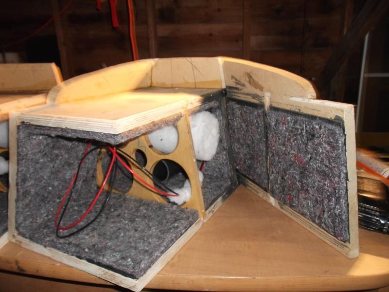 Contruction boite ATS  10911
