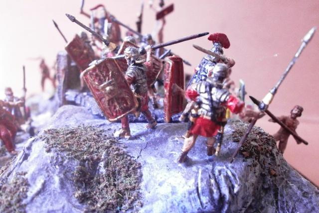 Romains.Barbares au 1.72  Photo_91