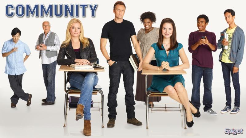 [série] Community Commun10